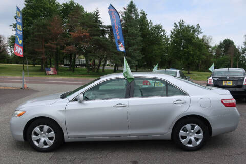 2009 Toyota Camry for sale at GEG Automotive in Gilbertsville PA