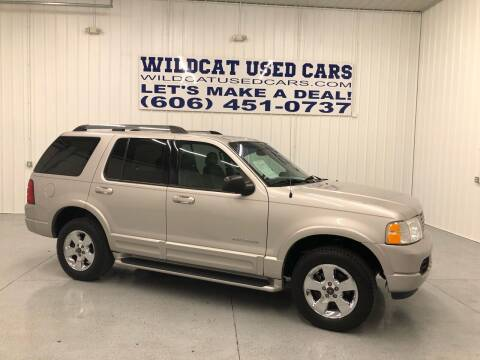 2005 Ford Explorer for sale at Wildcat Used Cars in Somerset KY