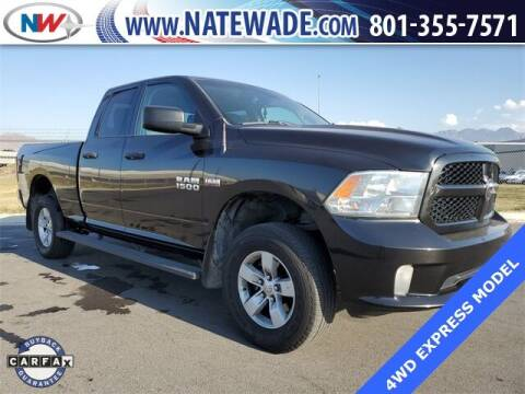 2017 RAM Ram Pickup 1500 for sale at NATE WADE SUBARU in Salt Lake City UT