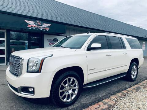 2015 GMC Yukon XL for sale at Xtreme Motors Inc. in Indianapolis IN