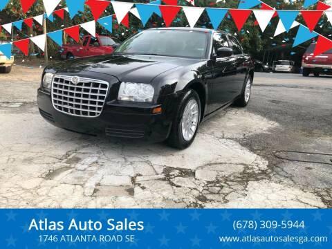 2007 Chrysler 300 for sale at Atlas Auto Sales in Smyrna GA