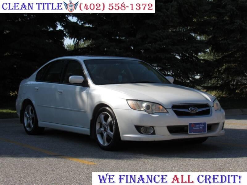 2008 Subaru Legacy for sale at NY AUTO SALES in Omaha NE