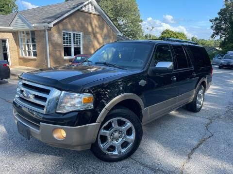 2013 Ford Expedition EL for sale at Philip Motors Inc in Snellville GA