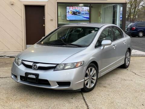 2009 Honda Civic for sale at Eagle Auto Sales LLC in Holbrook MA