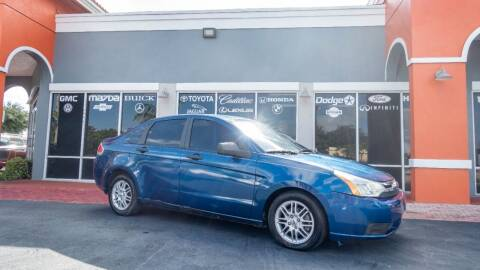 2009 Ford Focus for sale at Car Depot in Miramar FL