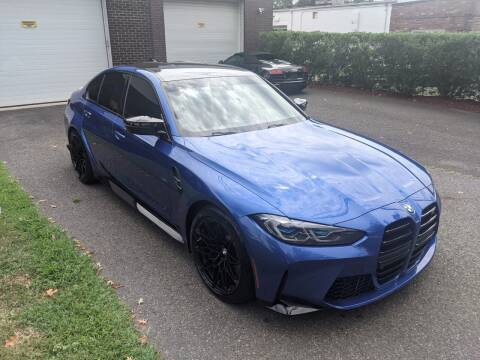 2021 BMW M3 for sale at International Motor Group LLC in Hasbrouck Heights NJ