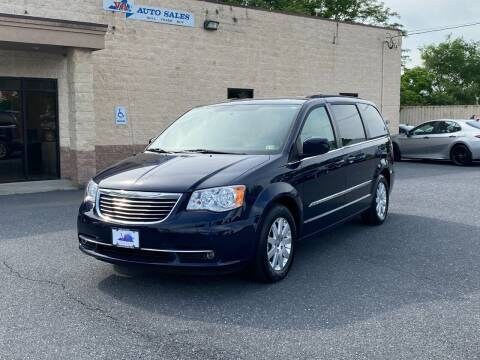 2013 Chrysler Town and Country for sale at Va Auto Sales in Harrisonburg VA