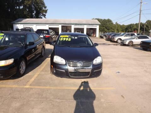 2009 Volkswagen Jetta for sale at Mc Grady Motor Co in Fayetteville NC