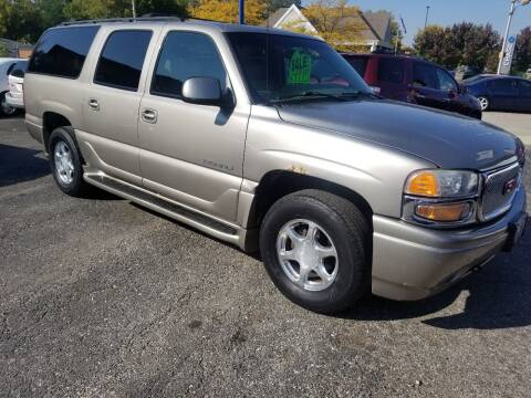 2001 GMC Yukon XL for sale at 1st Quality Auto in Milwaukee WI
