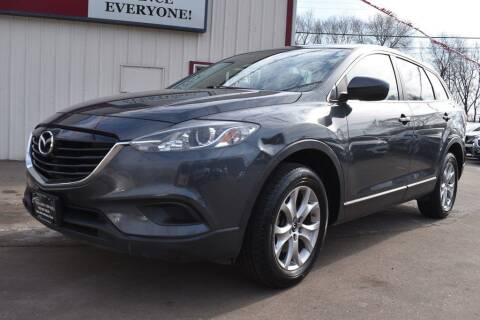 2014 Mazda CX-9 for sale at Dealswithwheels in Inver Grove Heights/Hastings MN