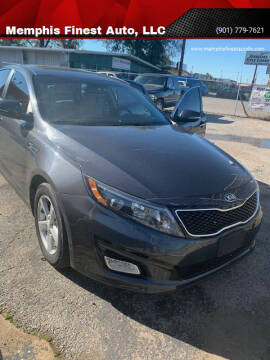 2015 Kia Optima for sale at Memphis Finest Auto, LLC in Memphis TN