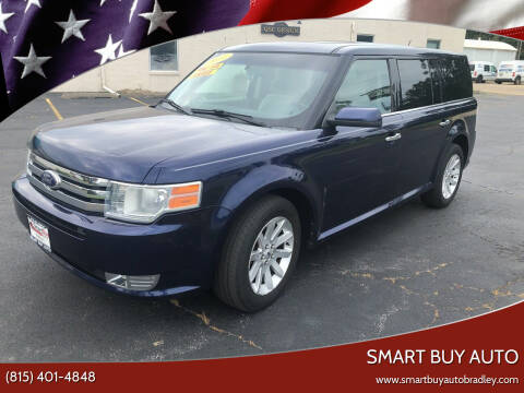 2011 Ford Flex for sale at Smart Buy Auto in Bradley IL