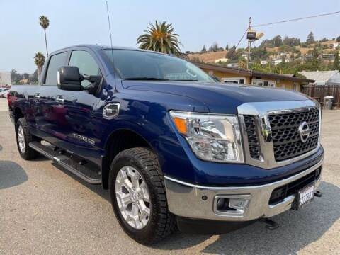2017 Nissan Titan XD for sale at MISSION AUTOS in Hayward CA