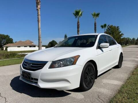 2011 Honda Accord for sale at CLEAR SKY AUTO GROUP LLC in Land O Lakes FL