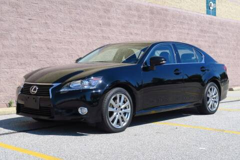 2015 Lexus GS 350 for sale at NeoClassics in Willoughby OH