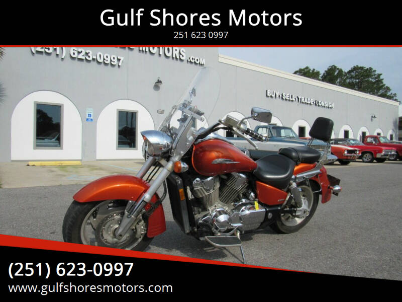 2002 Honda VTX for sale at Gulf Shores Motors in Gulf Shores AL