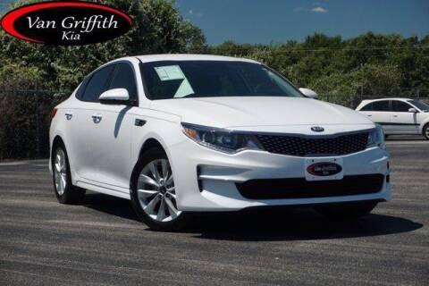 2018 Kia Optima for sale at Van Griffith Kia Granbury in Granbury TX