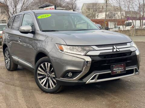 2019 Mitsubishi Outlander for sale at Best Cars Auto Sales in Everett MA