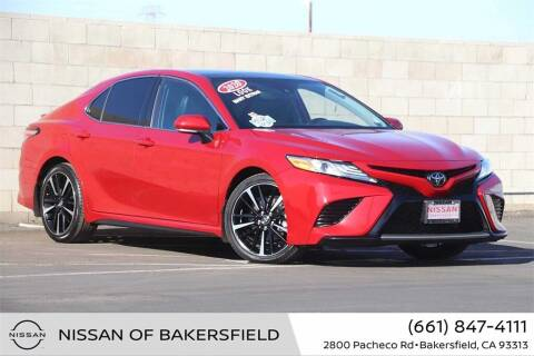 2020 Toyota Camry for sale at Nissan of Bakersfield in Bakersfield CA