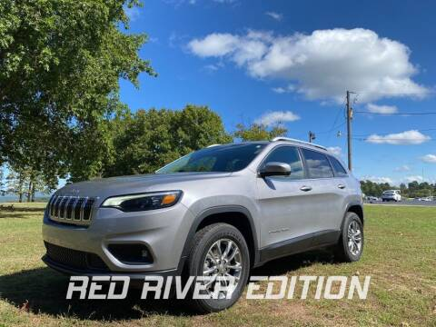 2019 Jeep Cherokee for sale at RED RIVER DODGE - Red River of Malvern in Malvern AR