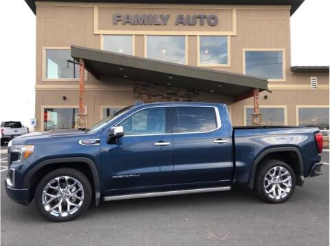 2019 GMC Sierra 1500 for sale at Moses Lake Family Auto Center in Moses Lake WA