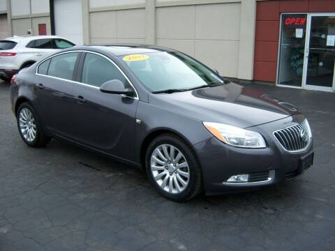 2011 Buick Regal for sale at Blatners Auto Inc in North Tonawanda NY