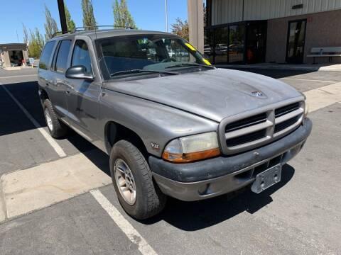 2000 Dodge Durango for sale at Auto Bike Sales in Reno NV