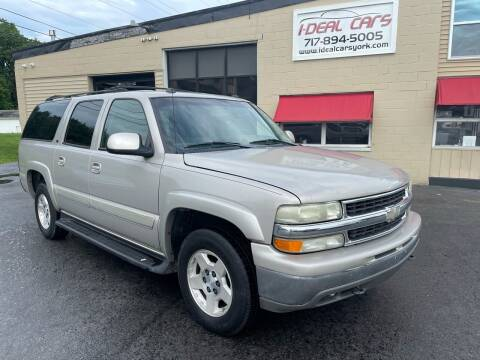 2004 Chevrolet Suburban for sale at I-Deal Cars LLC in York PA