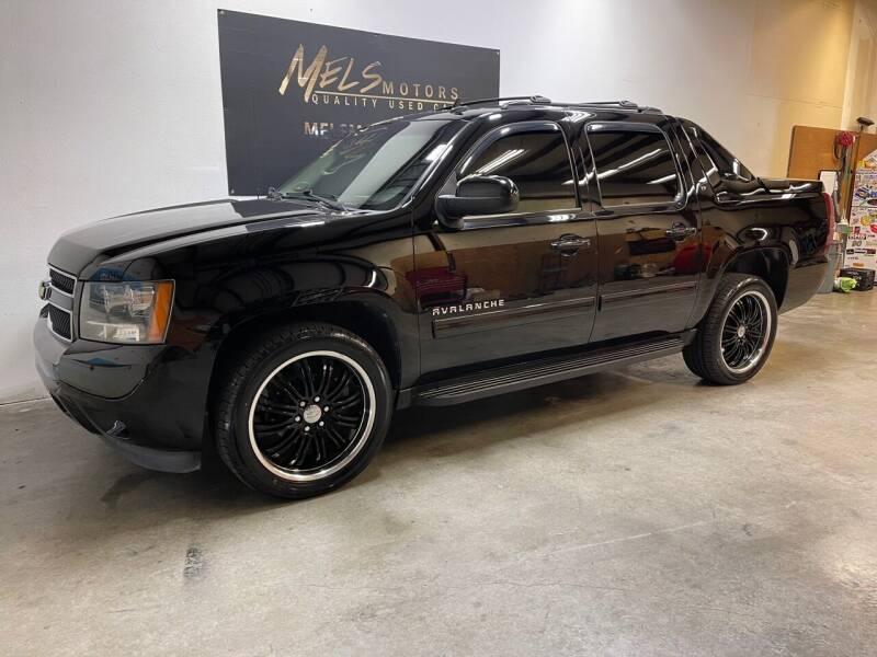 2011 Chevrolet Avalanche for sale at Mel's Motors in Nixa MO