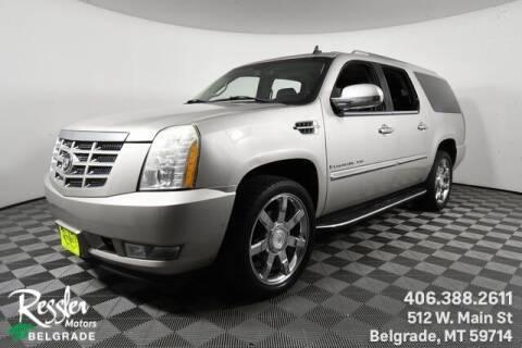 2007 Cadillac Escalade ESV for sale at Danhof Motors in Manhattan MT