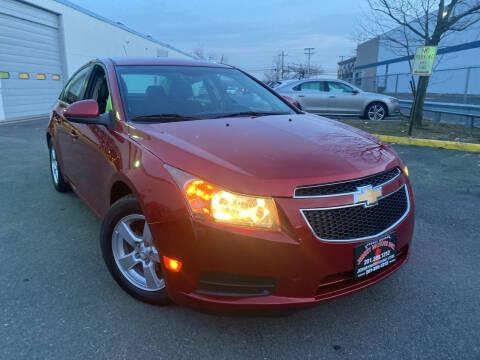 2014 Chevrolet Cruze for sale at JerseyMotorsInc.com in Teterboro NJ