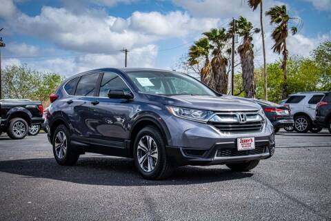 2017 Honda CR-V for sale at Jerrys Auto Sales in San Benito TX