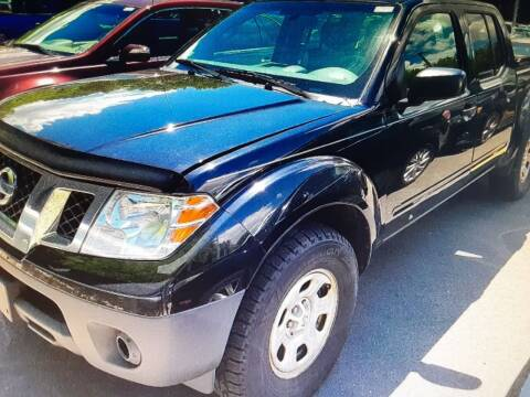 2014 Nissan Frontier for sale at Cappy's Automotive in Whitinsville MA