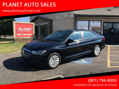 2019 Volkswagen Jetta for sale at PLANET AUTO SALES in Lindon UT