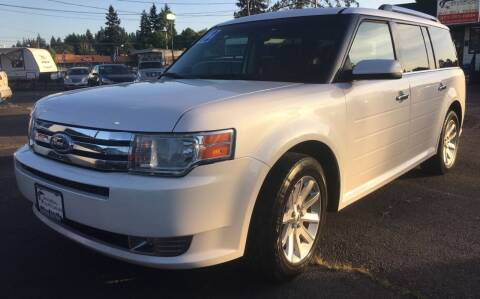 2012 Ford Flex for sale at Universal Auto INC in Salem OR