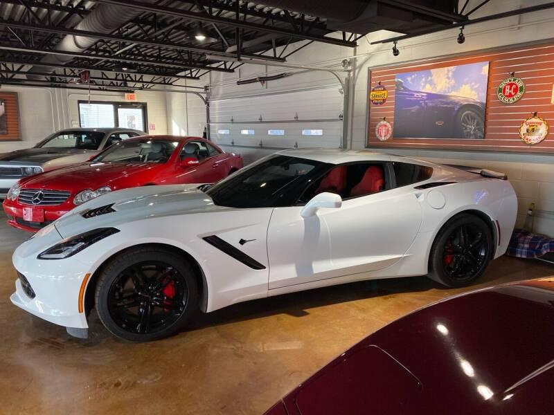 2016 Chevrolet Corvette for sale at Zarate's Auto Sales in Caledonia WI
