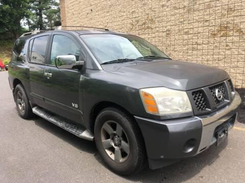 2005 Nissan Armada for sale at Z Motorz Company in Philadelphia PA