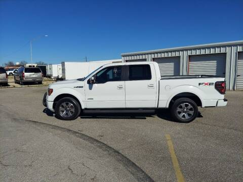 2011 Ford F-150 for sale at Longhorn Motors in Belton TX