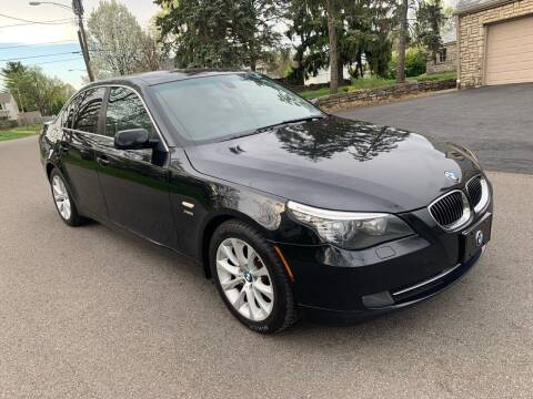 2008 BMW 5 Series for sale at Via Roma Auto Sales in Columbus OH