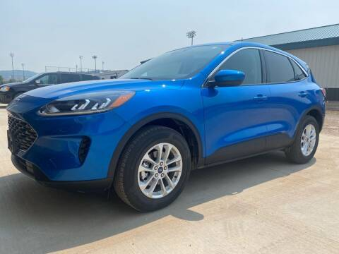 2020 Ford Escape for sale at FAST LANE AUTOS in Spearfish SD