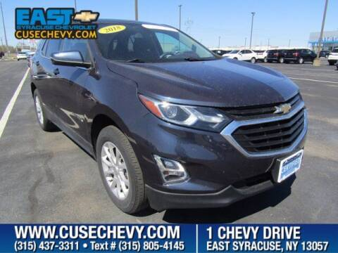 2018 Chevrolet Equinox for sale at East Syracuse Performance Sales & Service in Syracuse NY