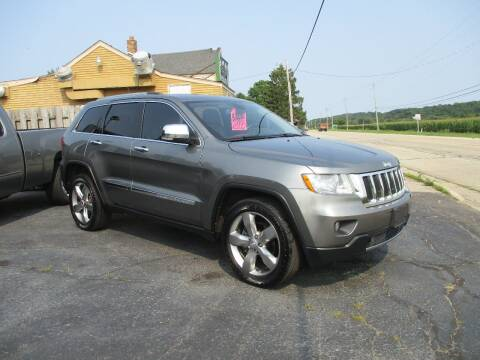 2011 Jeep Grand Cherokee for sale at SPRINGFIELD AUTO SALES in Springfield WI