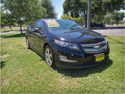 2015 Chevrolet Volt for sale at D & I Auto Sales in Modesto CA