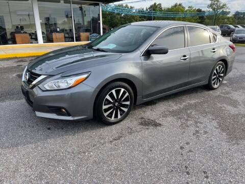 2018 Nissan Altima for sale at Southeast Auto Inc in Baton Rouge LA