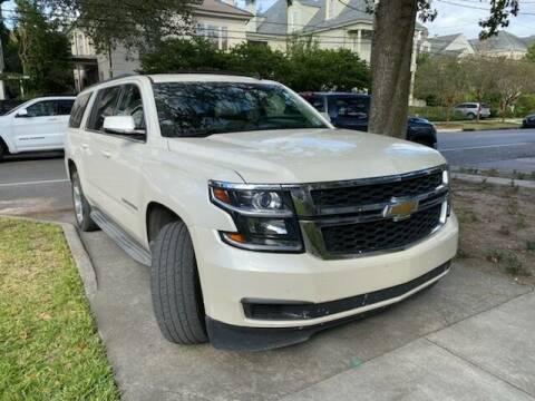 2015 Chevrolet Suburban for sale at JOE BULLARD USED CARS in Mobile AL