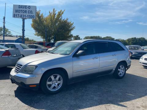 2006 Chrysler Pacifica for sale at Dave-O Motor Co. in Haltom City TX