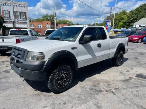 2005 Ford F-150 for sale at East Main Rides in Marion VA