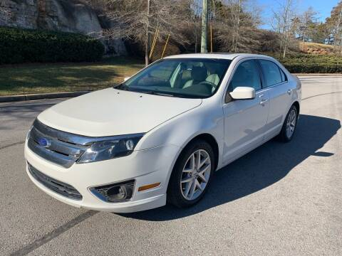 2012 Ford Fusion for sale at Ron's Auto Sales (DBA Paul's Trading Station) in Mount Juliet TN