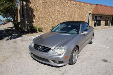 2004 Mercedes-Benz CLK for sale at Highland Autoplex, LLC in Dallas TX