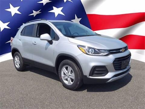 2021 Chevrolet Trax for sale at Gentilini Motors in Woodbine NJ